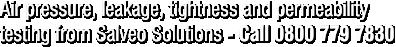 Salveo Construction Solutions